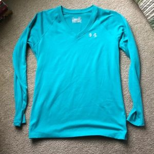 NWOT Under armor semi fitted heat gear